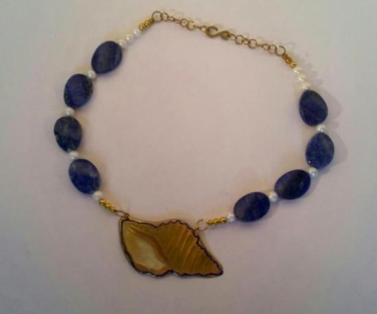 Marta Cruz Necklace - New England Neptune